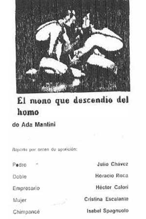 El mono que descendió del homo